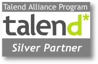 Talend Silver Partner Logo